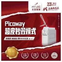 正版Picoway超皮秒祛斑(送嫩肤模式同时治疗)